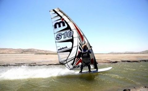 Mistral Windsurfing Returns