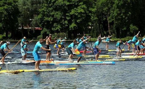 SUPAA Shares 10 Tips For A Safe SUP Race