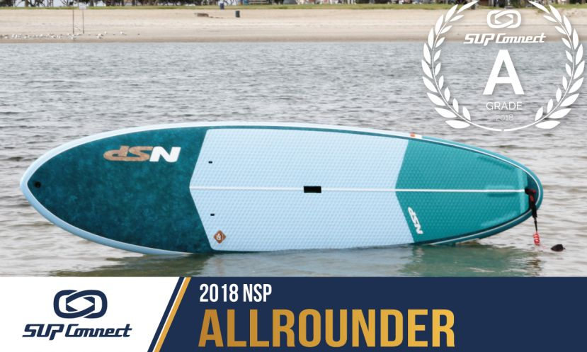 NSP Cocomat Allrounder