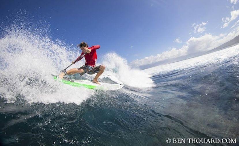 Sean Poynter's Top SUP Surfing Trips