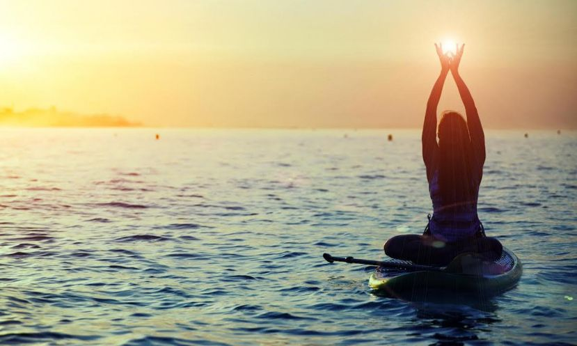 Escape to Portugal for SUP Yoga