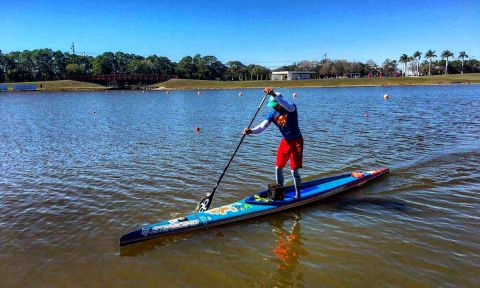 New World Record Set for Distance Paddled in 24 Hours