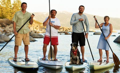 Tahoe SUP, Stand Up Paddle Board Company