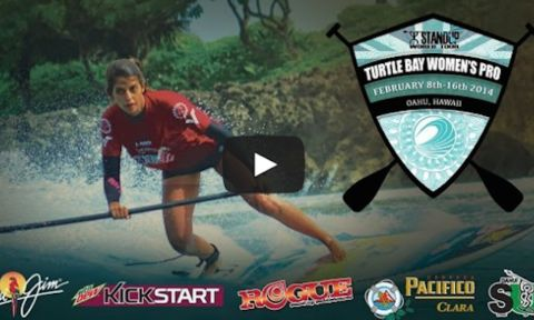 Nicole Pacelli Wins The Turtle Bay Pro, 2014