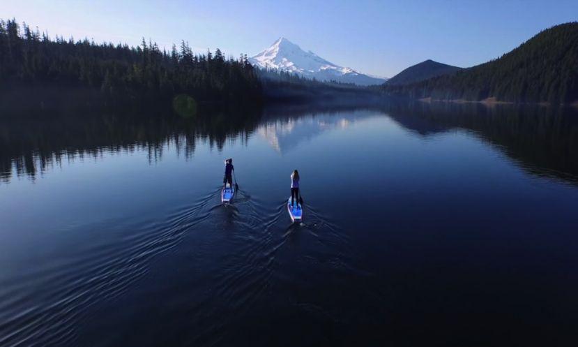 Dan Gavere Scores At Lost Lake