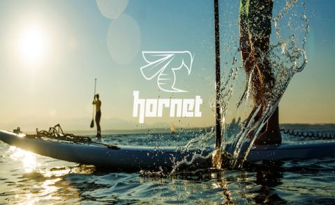 Hornet Watersports Launches Line Of Custom Paddles