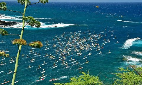 2016 World Series finals on Maui. | Photo: APP World Tour
