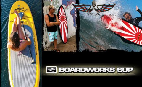 Win FREE Boards from Boardworks at Surf Expo