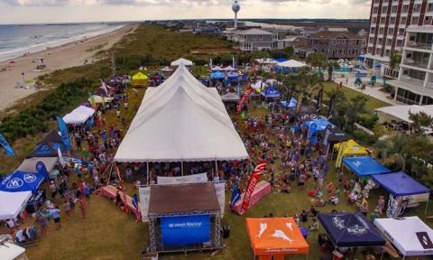 The Expo – Courtesy of Wrightsville Beach Paddle Club