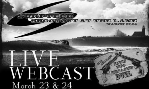 Watch the Surftech Shootout and Surf and Sand Duel SUP Race via a LIVE WEBCAST HERE! Communicate with #SurftechSO13