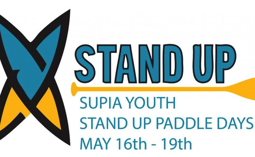 SUPIA Sponsors 1st Annual Youth Paddle Days