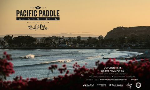 Pacific Paddle Games 2015 - Live Webcast