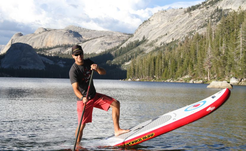 Boardworks Surf Announces New SUP Team Manager
