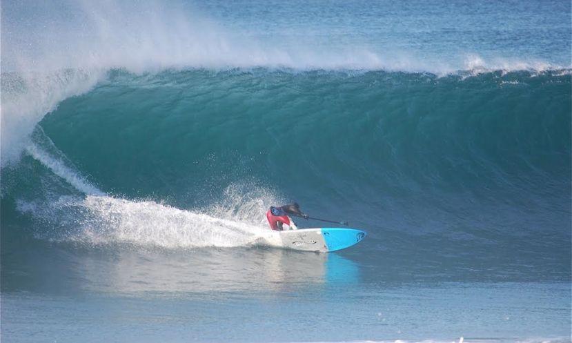 Jess Leedy; Extreme SUP Surfer