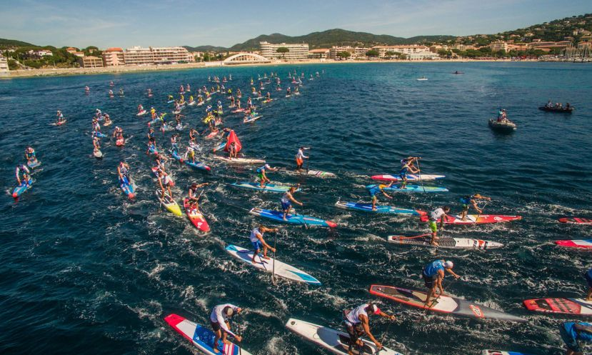 SUP Race Cup, Sainte Maxime Video Recap 2017