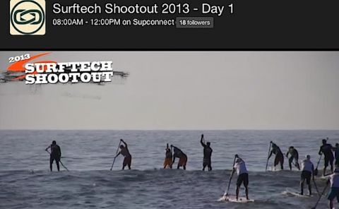 Final Day of Surftech Shootout 2013 Webcast