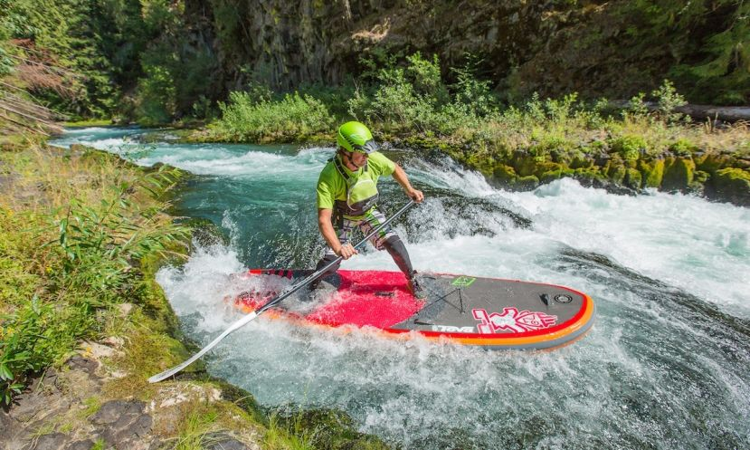 River SUP Top Mistakes