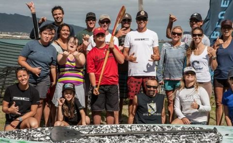 SIC Joins PADDLE IMUA As The Official Board Sponsor