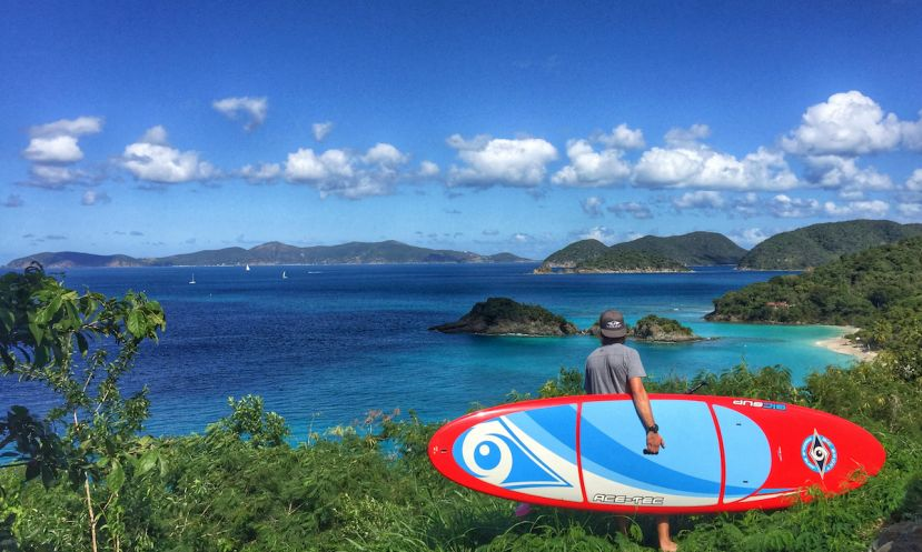 Caribbean Multi-Sport Adventure & SUP Certification Being Offered In USVI