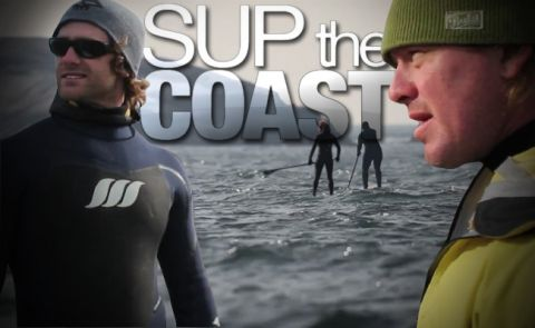 SUP the Coast - Interview with Mike Simpson