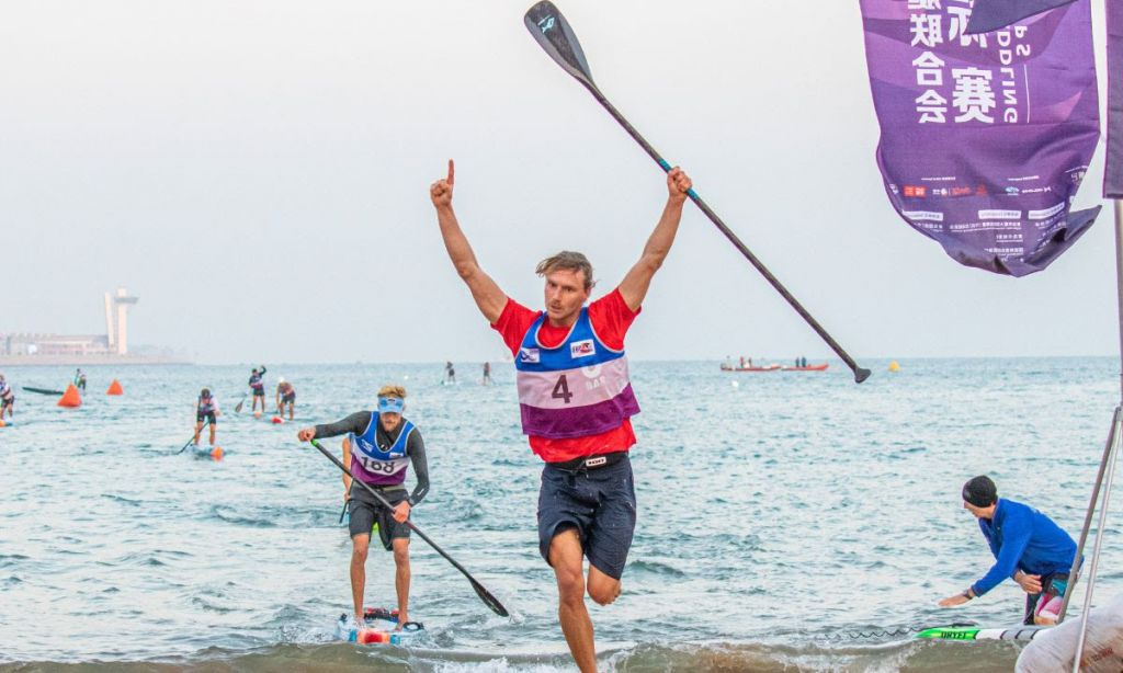 ICF Impressed By Plans For 2021 SUP World Championships