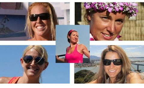 SUP Women of the Year 2011 Results