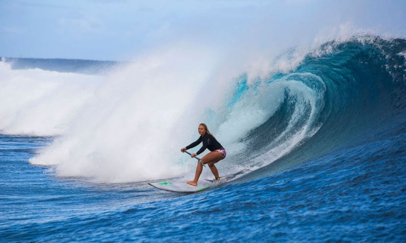 Izzi Gomez's Top SUP Surfing Trips