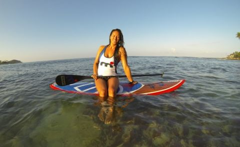 Interview With Mistral SUP Athlete, Jenny Lee