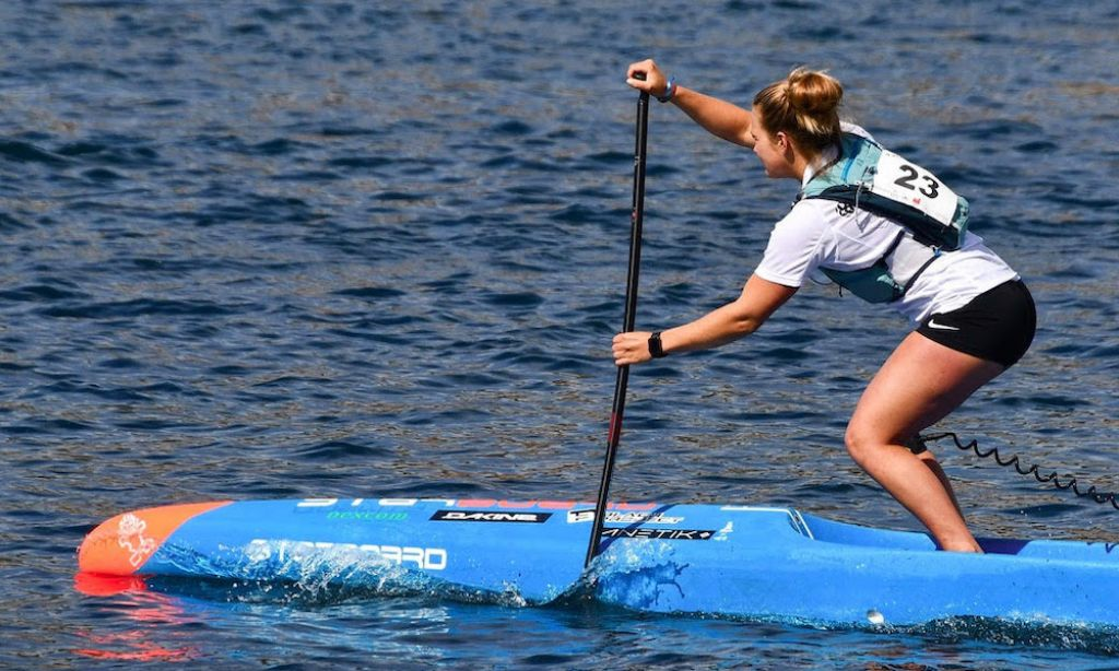 Fiona Wylde will be headed to China for the ICF Championships. | Photo courtesy: ICF