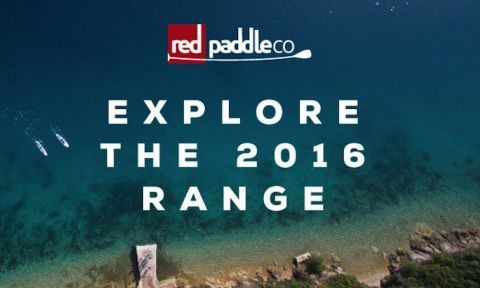 Red Paddle Co Launches 2016 Range Of Inflatables