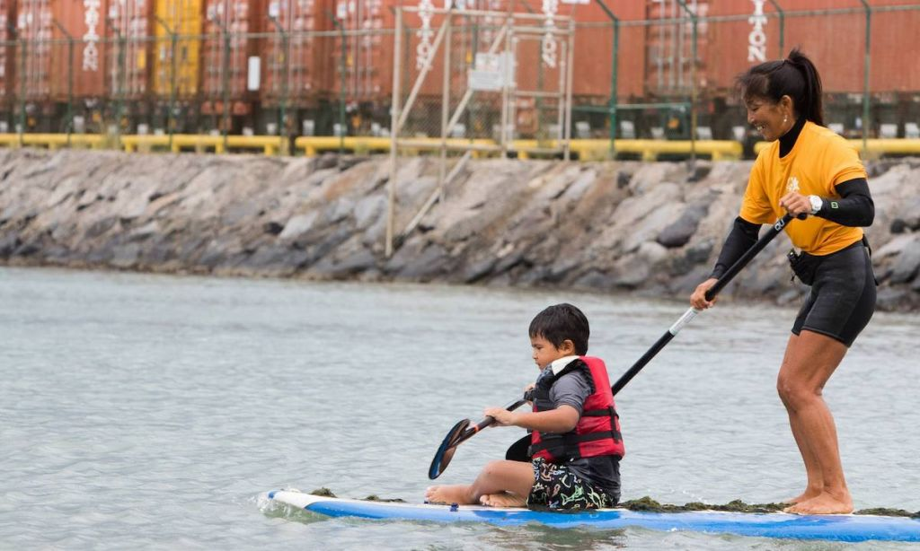 How To Help A Special Needs Child Enjoy Paddle Boarding