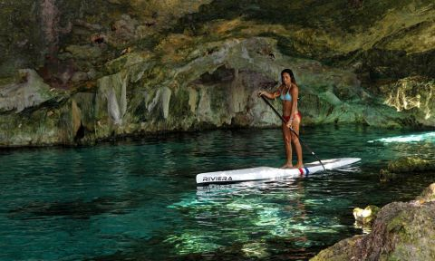 Exploring Cenotes, Mexico. | Wicked Surf Fotos