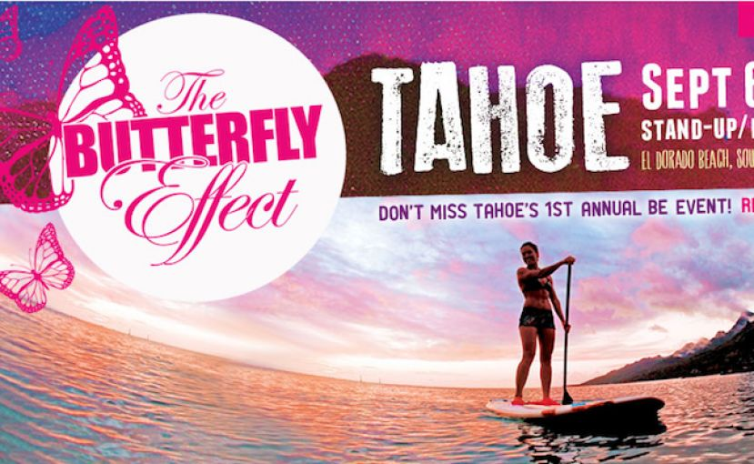 The Butterfly Effect Heads To Lake Tahoe In September