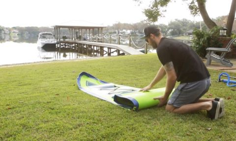 Learn how to properly inflate and store your Crossbreed Inflatable!