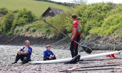 To become a SUP coach, a good and solid skill set is essential, coupled with the desire to learn and work with others.