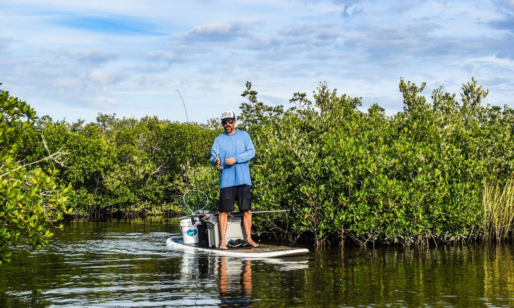 Tips for Improving Your SUP Fishing Skills
