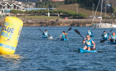 Naish One SUP Series - Ecover Blue Mile Programme