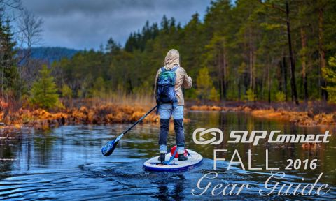 2016 Fall Paddle Boarding Gear Guide