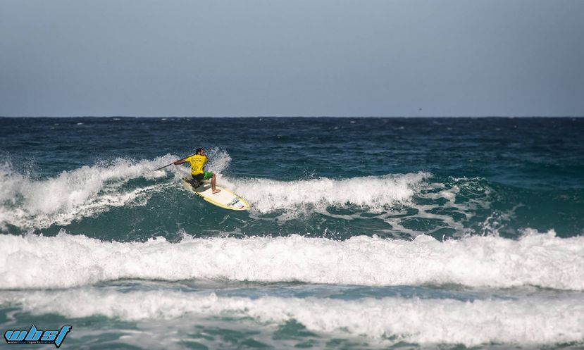 Greece Hosts First-Ever SUP Surf Event
