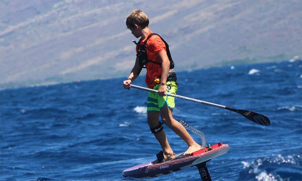 Meet Bobo Gallagher, 12-Year-Old Waterman Phenom