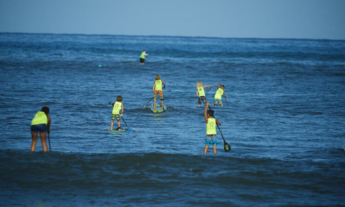 Photo courtesy: Sayulita Jr. SUP team.