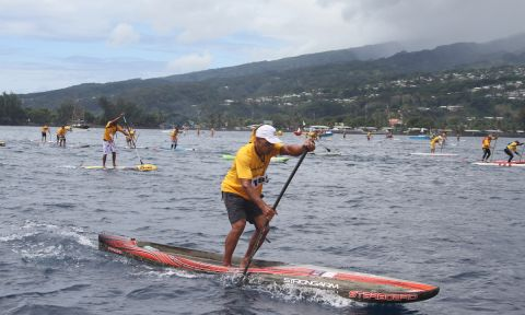 The 2016 Air France Paddle Festival is this weekend! | Photo: © Supconnect.com