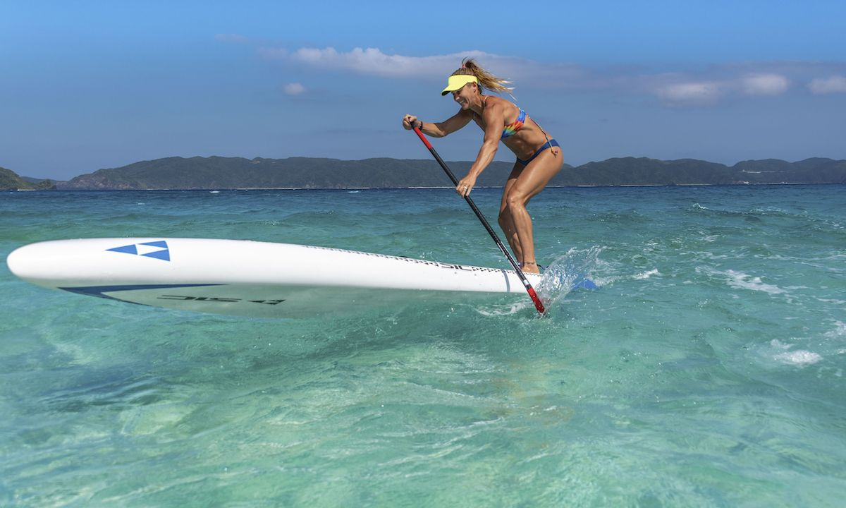 SIC Maui athlete Seychelle Hatting. | Photo Courtesy: SIC Maui