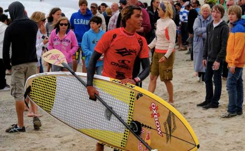 Stand Up Paddle Surf World Tour in France
