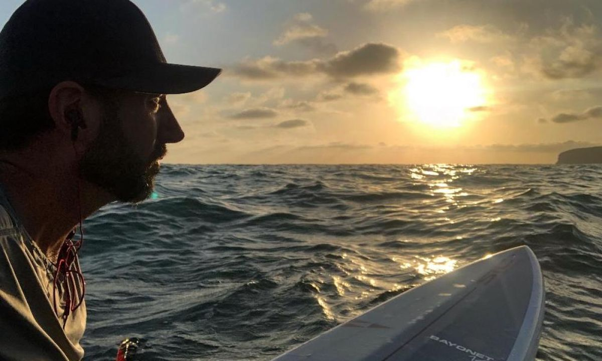 Will Schmidt Ready to Re-Attempt Channel Islands Expedition