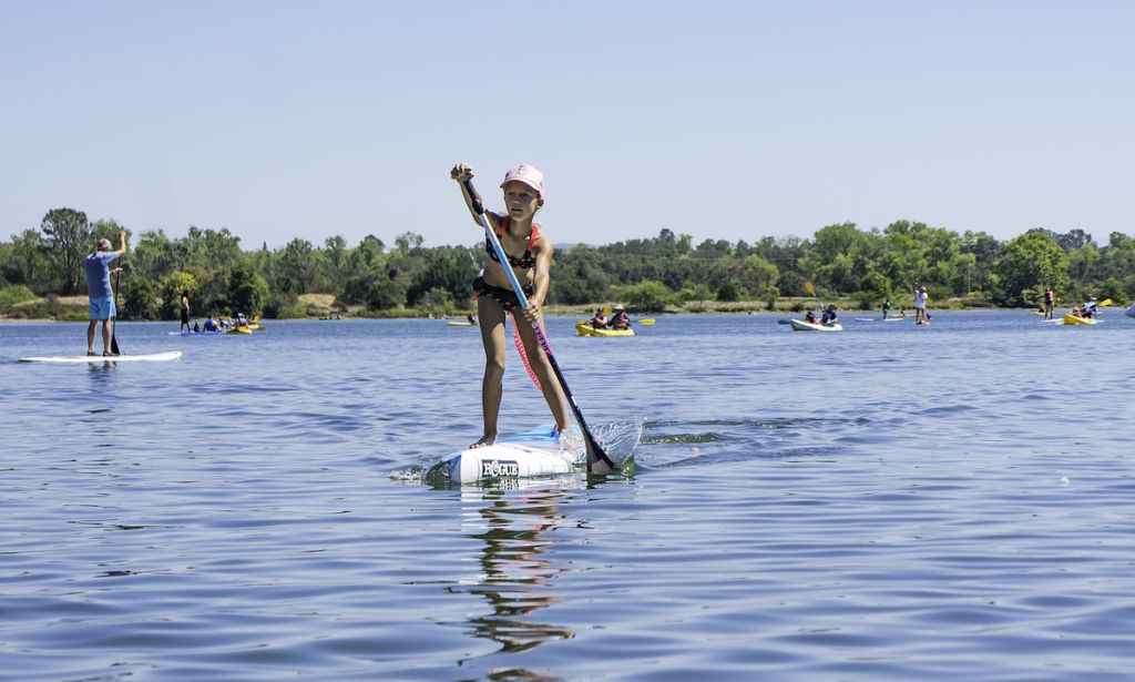 Introducing Your Kids To SUP'ing