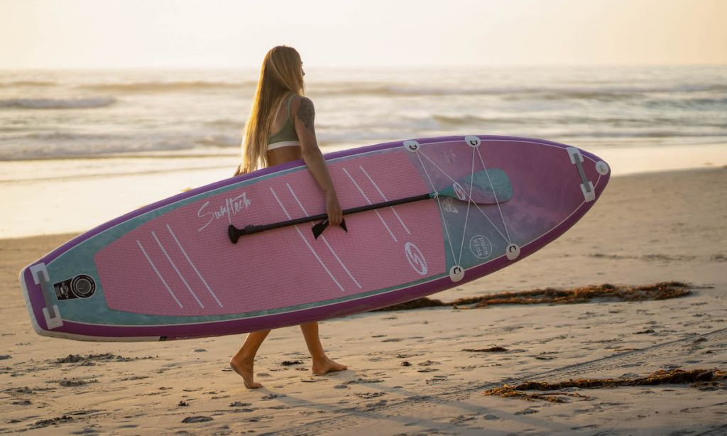 Surftech Develops New Innovative SUPs to Promote Fitness, Family, and Fun