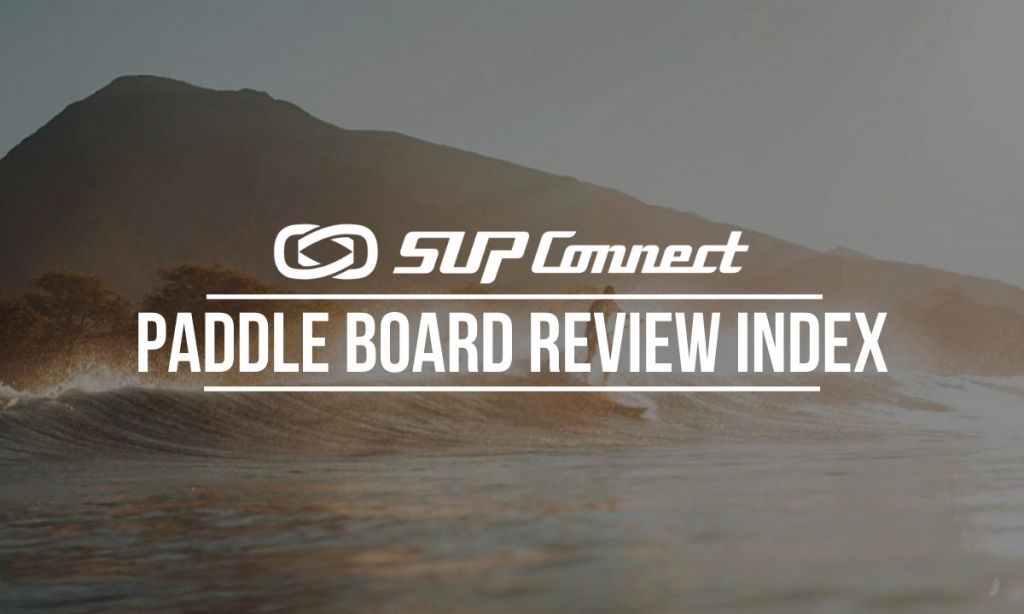 Standup Paddle Board Review Index