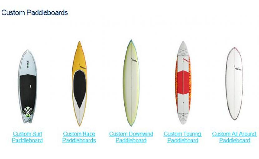 Rogue SUP Custom Stand Up Paddleboards