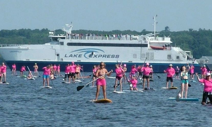 Standup for the Cure is headed to Muskegon for it's second annual event!